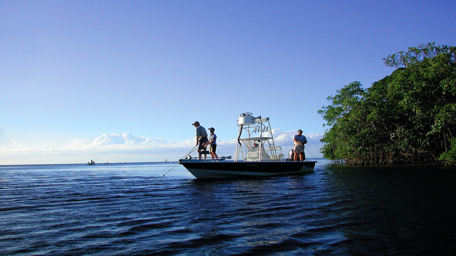 Fishing in Cape Coral
