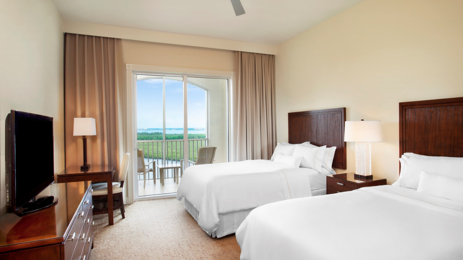 Traditional Rooms | The Westin Cape Coral Resort at Marina Village