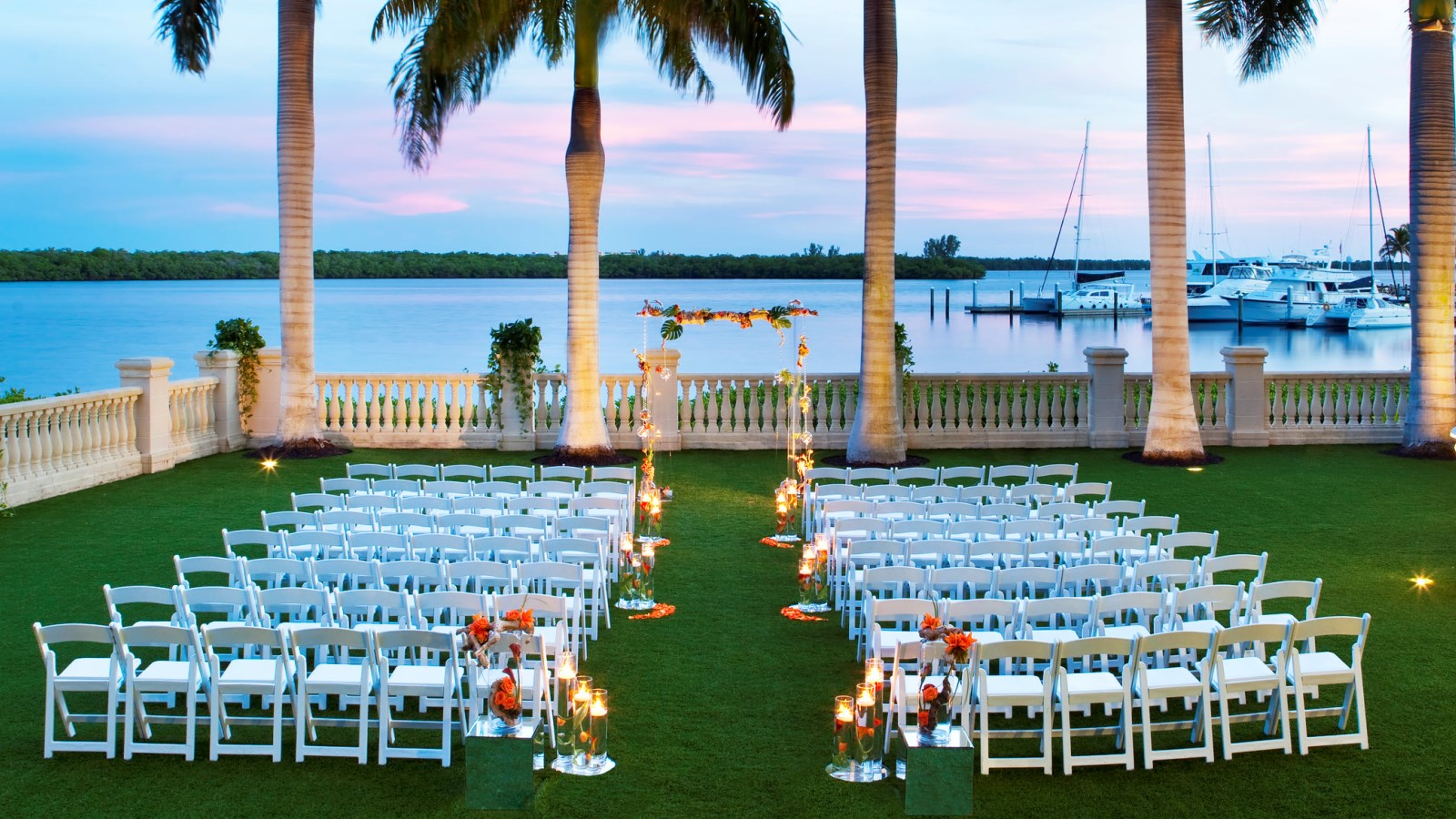 Wedding Venues Fort Myers The Westin Cape Coral Resort
