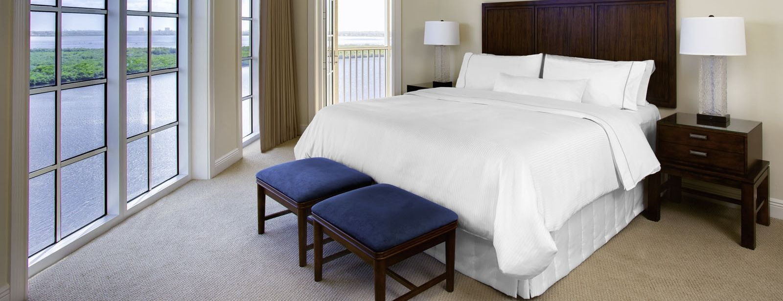 Two Bedroom Mariner Suite | The Westin Cape Coral Resort at Marina Village