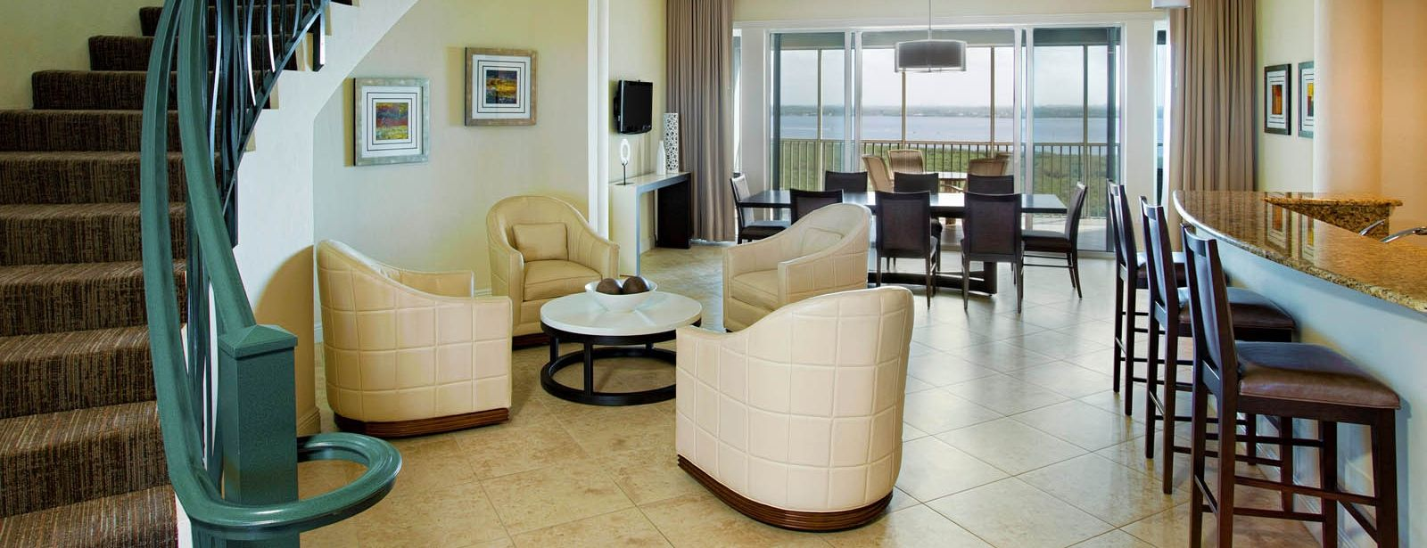 Admiral Suite | The Westin Cape Coral Resort at Marina Village