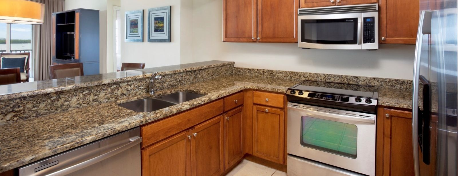 Two Bedroom Suite | The Westin Cape Coral Resort at Marina Village